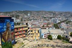 Valparaiso. Chile Stock Photo