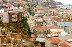 Valparaiso, Chile View Stock Images