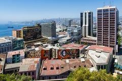 Valparaiso, Chili Image libre de droits