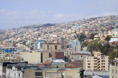 Valparaiso city Royalty Free Stock Photography
