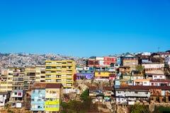Valparaiso Cityscape Royalty Free Stock Photo