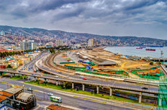 Valparaiso, El Plan Stock Photos