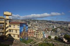 Valparaiso, gioiello del Pacifico Immagini Stock Libere da Diritti