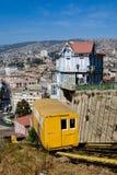 Valparaiso - il Cile Fotografie Stock Libere da Diritti