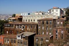 Valparaiso - il Cile Immagini Stock Libere da Diritti