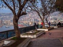 Valparaiso, o Chile Imagem de Stock