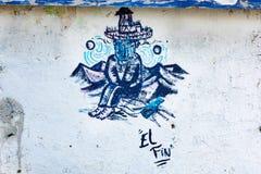 Valparaiso pejzaż miejski, Chile obraz stock