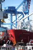 Valparaiso port morski Chile Zdjęcia Stock