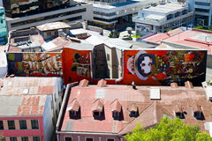Valparaiso Streets Royalty Free Stock Images