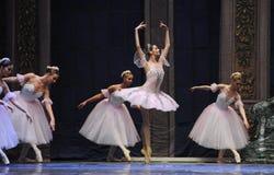 Vals av dentablå 3-The balettnötknäpparen Royaltyfria Foton