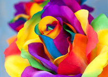 Vals nam bloem toe Royalty-vrije Stock Foto's