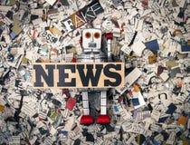 Vals Nieuws stock foto's