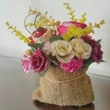 Valse bloemen Stock Foto's