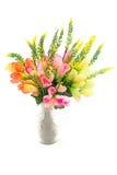 Valse bloemen voor binnenhuisarchitectuur stock foto's