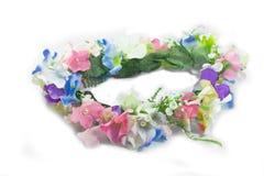 Valse bloemkroon stock afbeelding