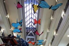 Valse vlinder Stock Afbeeldingen