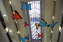 Valse vlinder Stock Afbeelding