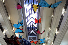 Valse vlinder Royalty-vrije Stock Afbeelding