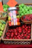 Valse vrolijk en perzik Stock Foto's