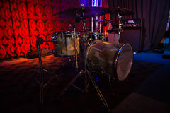 Valssats i inspelningstudio Royaltyfria Bilder