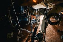 Valssats under den levande konsertcloseupen Royaltyfri Foto