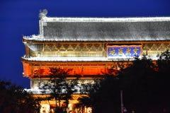 Valstornet av Xian, Kina fotografering för bildbyråer