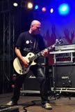 Valter Popa - chitarrista dell'iride Fotografia Stock Libera da Diritti