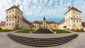 Valtice,摩拉维亚,捷克 免版税库存图片