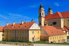Valtice Cathedral, Czech Republic Royalty Free Stock Images