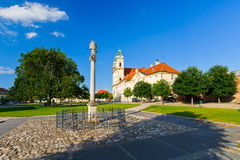 Valtice, Czech Republic. Royalty Free Stock Photos