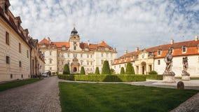 Valtice, Moravië, Tsjechische Republiek Stock Foto