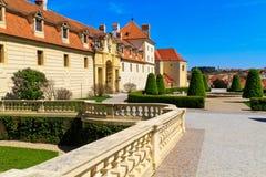 Valtice palace Royalty Free Stock Photos