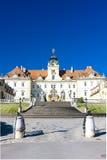 Valtice Palace Royalty Free Stock Photo