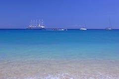 Valtos beach Stock Photo