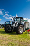 Valtra tractor Royalty Free Stock Photo