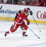 Valtteri Fillppula dei Detroit Red Wings Fotografie Stock