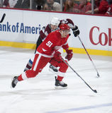 Valtteri Fillppula van de Detroit Red Wings Stock Foto's
