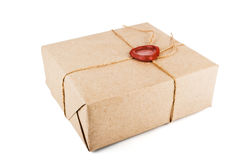 Valuable package Stock Photography
