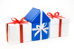 Valuable present Royalty Free Stock Image