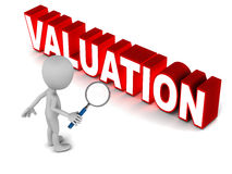 Valuation Royalty Free Stock Image