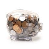Value-added savings plana. On White background stock photos