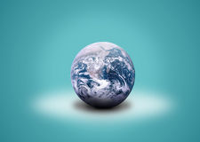 Valume planet globe Stock Photography