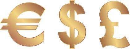Valuta illustrazione vettoriale
