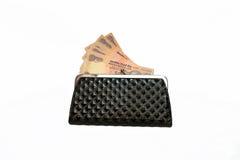 Valuta in borsa Immagine Stock
