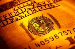 Valuta degli Stati Uniti Fotografia Stock