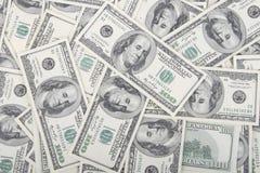 Valuta degli Stati Uniti Fotografie Stock