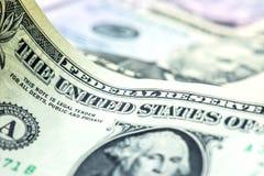 Valuta del dollaro americano, Immagine Stock