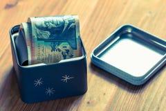 Valuta dell'Australia Fotografia Stock