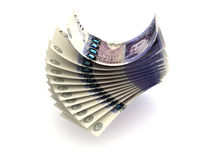 Valuta della libbra Fotografia Stock Libera da Diritti