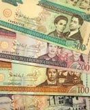 Valuta della Repubblica dominicana Fotografia Stock Libera da Diritti